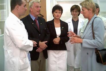 Wizyta w poradni onkologicznej